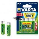 Acumulatori R6 AA Varta 2100mAh 4 buc