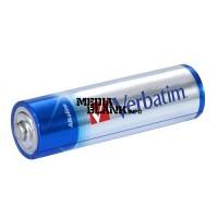 Baterii Alkaline AA LR06 Verbatim 4 buc / set