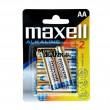 Baterii Alkaline AA LR06 Maxell 6 buc / set MN1500