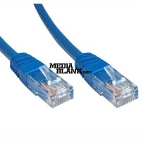 Cablu de retea UTP Cat. 5E mufat 20m