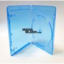 Carcasa Simpla 1 Blu Ray Disc 11mm albastra