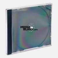 Carcasa 1 CD Simpla Normala Neagra 10,4mm