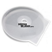 Carcasa 1 CD/DVD Shell Transparenta