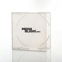 Carcasa 1 CD Slim Transparenta 5,2mm