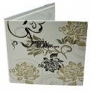 Carcasa 1 DVD Carton Alba cu magnet