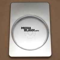 Carcasa 1 CD DVD Bluray din metal 18mm