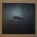 Carcasa 2 DVD Material Plastic Negru cu model
