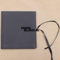 Carcasa 2 DVD Material Textil