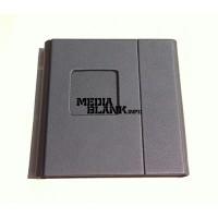 Carcasa 3 DVD Piele Ecologica Neagra Lux
