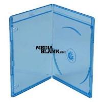 Carcasa Slim 1 Blu Ray Disc 7mm albastra
