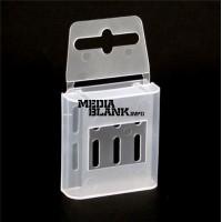 Carcasa plastic 4 baterii R03