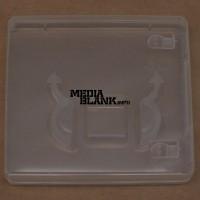 Carcasa pentru memorie USB din plastic transparent super clear