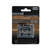 Card de memorie CF Compact Flash Maxell Maximum 16GB 233x