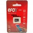 Card de memorie microSDHC Efox 32GB clasa 10