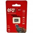 Card de memorie microSDHC Efox 4GB clasa 10