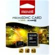 Card de memorie microSDHC Maxell 32GB clasa 10 cu adaptor SD