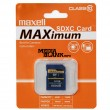 Card de memorie SDXC Maxell Maximum 64GB clasa 10