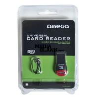 Cititor de card micro SDHC Omega R042 USB
