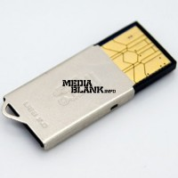 Cititor de card metalic micro SDHC Siyoteam SY-T90 USB