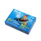 Caseta video miniDV TDK 60 min
