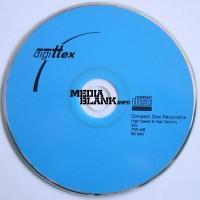 CD-R Digittex 52x 700MB Blank