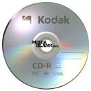 CD-R Kodak 52x 700MB Blank