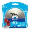 CD-R Printabil Verbatim Silver 52x 700MB Blank