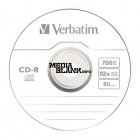 CD-R Verbatim Extraprotection 52x 700MB Blank