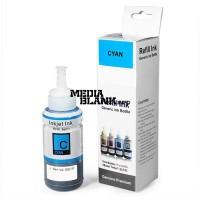 Cerneala Dye Cyan compatibila Epson seria L 100ml