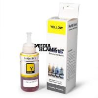 Cerneala Dye Yellow compatibila Epson seria L 100ml