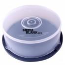 Cutie plastic Tubebox 25 discuri