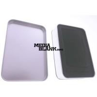 """Cutie din metal cu capac pentru HDD 2.5"""" BOX-121"""