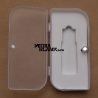 Cutie mica din plastic pentru memorie USB PBOX01