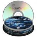 DVD+R DL Dual Layer Mediarange 8x 8.5GB blank