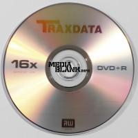 DVD+R Traxdata Blank 16x 4,7GB