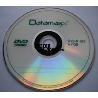DVD-R Datamaxx Blank 16x 4,7GB