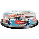 DVD+R DL Dual Layer Philips 8.5GB 8x blank