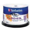 DVD+R DL Dual Layer Printabil Verbatim 8.5GB printabil inkjet blank