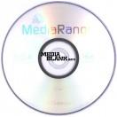 DVD-R Mediarange Blank 16x 4,7GB 25 buc + mapa