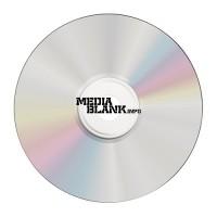 DVD-R Printabil Silver Traxdata Blank 16x 4.7GB