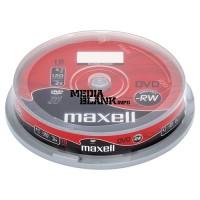 DVD-RW Reinscriptibil Maxell Blank 16x 4.7GB