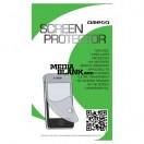 Folie protectie telefon rezistenta la zgarieturi pentru HTC Sensation XL