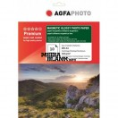 Hartie Foto Magnetica Lucioasa Agfa A4 680gsm 10 coli / set Glossy