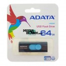 Memorie USB Adata 64GB AUV220-64G-RBKB USB 2.0