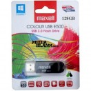Memorie USB Maxell 128GB Colour E500 USB 3.0