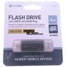 Memorie USB Platinet Pendrive 4GB AX-Depo USB 2.0
