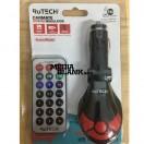 Modulator Auto FM Rotech 51614 cu USB Card si Telecomanda