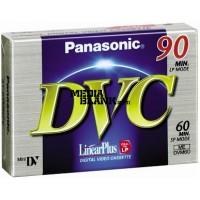 Caseta video miniDV Panasonic 60 min
