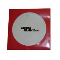 Plic de hartie rosu cerat 157g pentru CD DVD BD