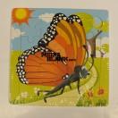 Puzzle din lemn Fluture 16 piese